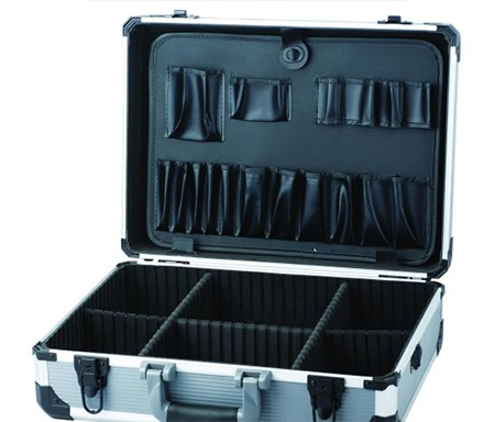 手提铝合金器材箱